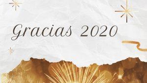 Gracias y Adiós 2020