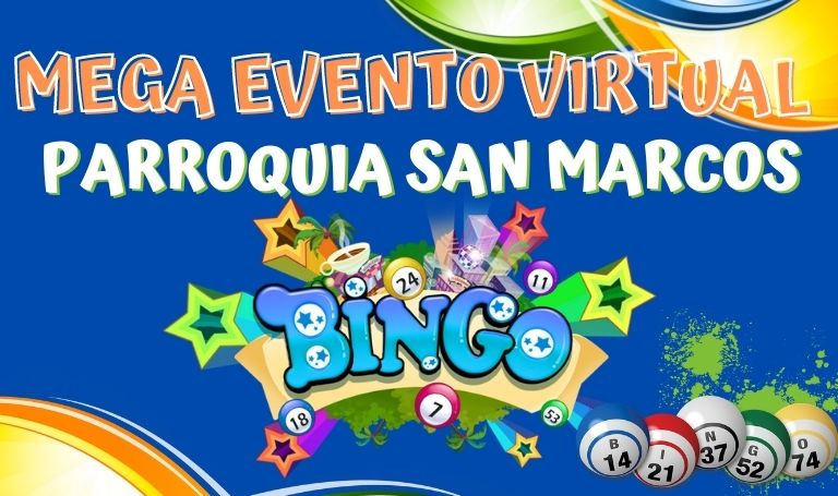 MEGA EVENTO VIRTUAL – Parroquia San Marcos